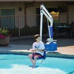 ada compliant pool lift