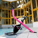 water exercise bike